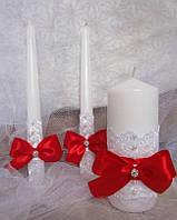 Свадебные свечи 51
