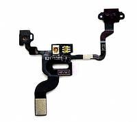 IPhone 4 шлейф кнопки включения, датчика приближения, микрофона.
