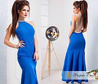 Эксклюзивное платье с дорогим украшением
