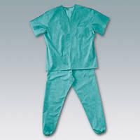 Hartmann Foliodress Comfort Spesial - костюм L (нестер.) Синий. 50 штук в упаковке
