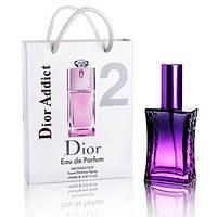 Парфюмированная вода Christian Dior Addict 2, 50 мл в подарочной упаковке
