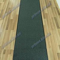 Ковер грязезащитный Стандарт 90х220см. зеленый