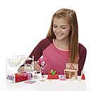 Игровой набор Пинки Пай мини Пижамная вечеринка спальный гарнитур Мy Little Pony Equestria girls, фото 2