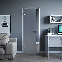 Стеклянные Двери Split 100 Белый мат