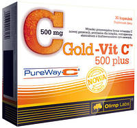 OLIMP Gold Vit C 500 plus 30 caps