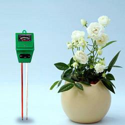 Вимірювач рівня PH / Освітлення / вологості ґрунту 3 в 1
