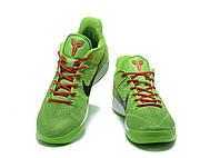 Баскетбольные кроссовки Nike Kobe 12 зеленые