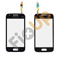 Тачскрин Samsung Galaxy Ace 4 G313, цвет черный, копия высокого качества