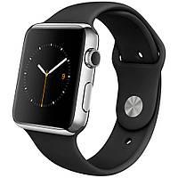 Умные часы Smart Watch IWO2 Black\Silver 1:1 копия apple watch