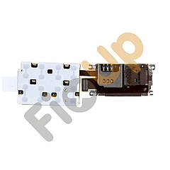 Шлейф для Nokia X3-02 с держателем (разъемом) SIM карты