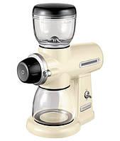 Кофемолка KitchenAid Artisan кремовая 5KCG100EAC (5KCG0702EAC)