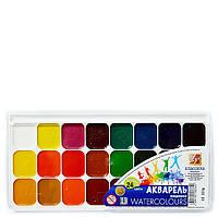 Акварель Луч 24 цветов медовая Классика