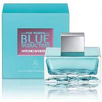 Женская туалетная вода Antonio Banderas Blue Seduction(нежный, свежий и соблазнительный аромат)