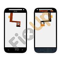 Тачскрин HTC C520e, T528t One SV, T326e Desire SV, цвет черный