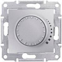 Светорегулятор (диммер) индуктивный поворотный 60-325 Вт/ВА Schneider Electric Sedna Алюминий SDN2200460
