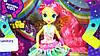 My Little Pony Equestria Girls Fluttershy Rockin` Hairstyle Doll (Флаттершай Стильные прически), фото 6