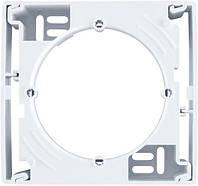 Коробка для наружного монтажа одиночная Schneider Electric Asfora Белый EPH6100121