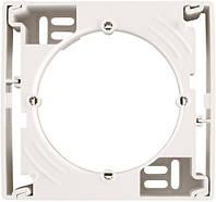 Коробка для наружного монтажа одиночная Schneider Electric Asfora Кремовый EPH6100123