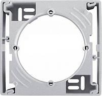 Коробка для наружного монтажа одиночная Schneider Electric Asfora Алюминий EPH6100161