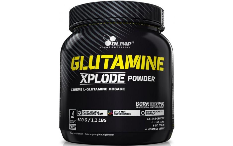 OLIMP Glutamine Xplode 500 g