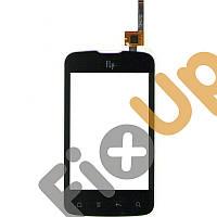 Тачскрин (сенсор) Fly iQ238, цвет черный