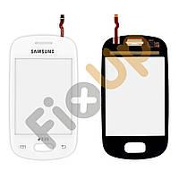 Тачскрин Samsung S5280, S5282, цвет белый