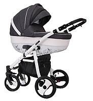 Детская универсальная коляска 2 в 1 Coletto Savona Decor SD01