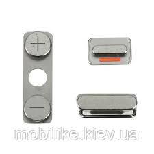 IPhone 4, iPhone 4S кнопка наружная комплект 3 шт.