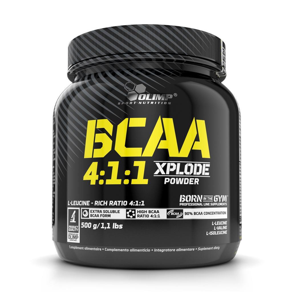 OLIMP BCAA 4:1:1 Xplode 500 g