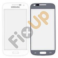 Стекло для Samsung i9190 Galaxy S4 mini, цвет белый