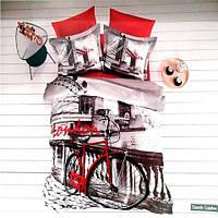 Комплект постельного белья Prima casa Tour De London 3D Бамбук 160*220