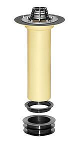 SitaSani 165 PUR Ремонтная воронка DN165-205 мм c прижимным фланцем
