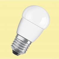 LED лампа E27 G45 5,4W серии OSRAM Classic шар