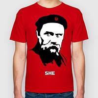 Футболка мужская Шевченко-Че Гевара