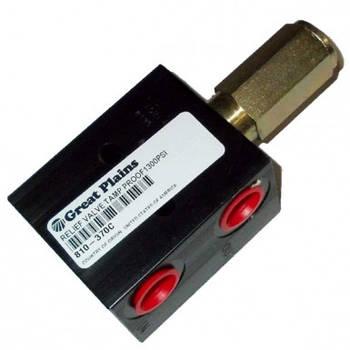 Клапан гидравлический (рельефа) (5149+RDIF-1O-F18/13)