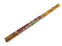 Флейта с рисунком