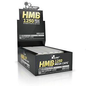 OLIMP HMB 1250 Mega Caps 30х30 caps
