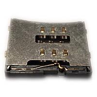 IPhone 4 коннектор сим-карты