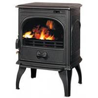 Чугунная печь Dovre 250 CB/E10  черный - 6 кВт
