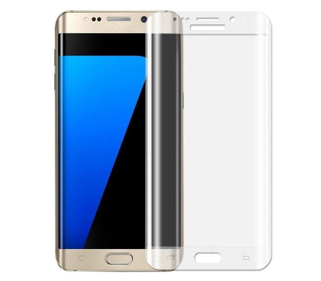 3D защитное стекло для Samsung Galaxy S6 Edge Plus (G928F/G9287) - Cle