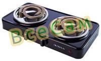 Электроплита (Спиральная) - 020 (2 широкие тэны) (ЭЛНА)