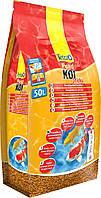 Корм для карпа Кои Tetra Pond Koi Sticks 50л / 7,5 кг (основное питание)