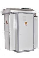 Подстанции трансформаторные комплектные КТП -1К (В) 25…630\10 (6) \0,4 У1 (тупиковые киоск. типа)