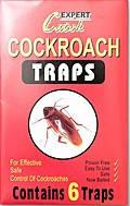 Липкая ловушка для тараканов 6 шт.