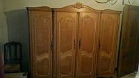 Спальный гарнитур  в стиле «Людовик XV»
