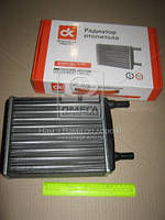 Радиатор отопителя (3302-8101060-01) ГАЗ 3302 (патр.d 16) <ДК>
