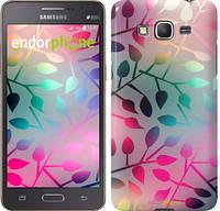 "Чохол на Samsung Galaxy Grand Prime VE G531H Листя ""2235c-212"""