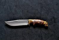 """Нож ручной работы """"Волк"""""""