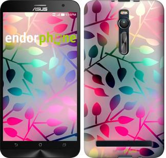 "Чехол на Asus Zenfone 2 ZE551ML Листья ""2235c-122"""