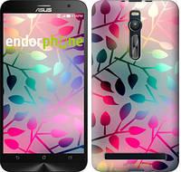 """Чохол на Asus Zenfone 2 ZE551ML Листя """"2235c-122"""""""